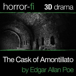 Audiobook Review: The Cask of Amontillado by Edgar Allan Poe