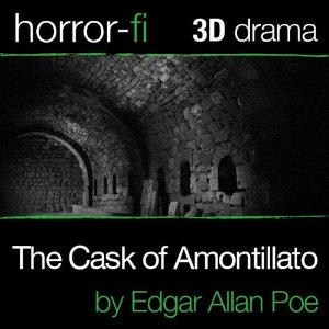 Audiobook Review: The Cask of Amontillado by Edgar Allan Poe