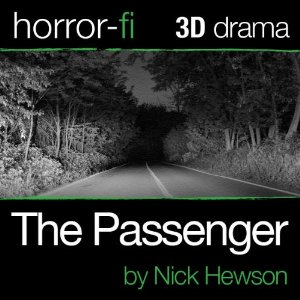 Audiobook Review: The Passenger by Nick Hewson
