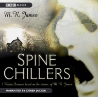 Audiobook Review: Spine Chillers (Stories by M. R. James)