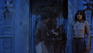 From Beyond the Grave (1974): The Door, starring Ian Ogilvy and Lesley-Anne Down