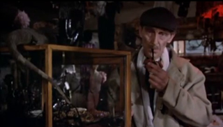 Peter Cushing in Beyond the Grave (1974)