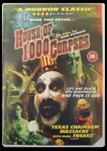 Movie Review: House of 1000 Corpses, Directed by Rob Zombie