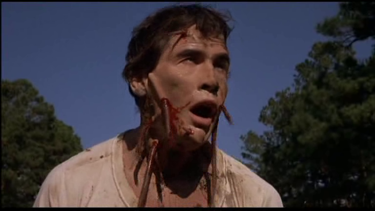 Movie Review: Squirm (1976) Roger Grimes Get's a Faces Up to the Fact He's Got Worms