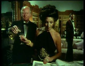 Sir John Gielgud and Joan Collins star in Neck (Written by Roald Dahl)