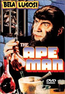 Movie Review: The Ape Man (1943) Starring Bela Lugosi