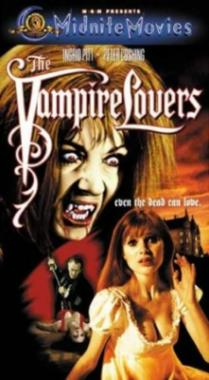 Movie Review: The Vampire Lovers (1970) Directed by Roy Ward Baker, Starring Ingrid Pitt, Peter Cushing, and George Cole