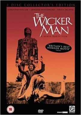 Movie Review: The Wicker Man (1973) Starring Edward Woodward, Christopher Lee, and Britt Ekland