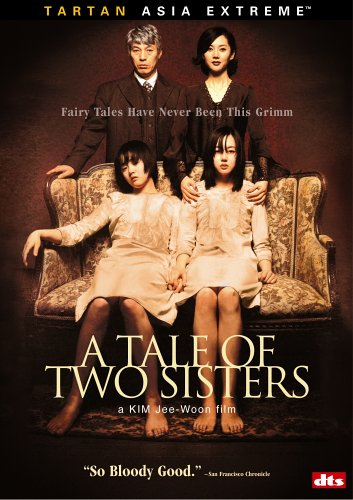 Movie Review: A Tale of Two Sisters (2003) (aka Janghwa, Hongryeon)