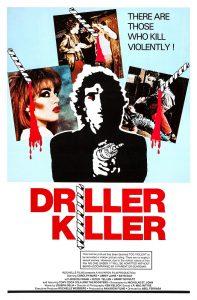 Driller Killer Movie Poster