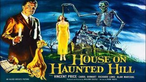 The House on Haunted Hill Movie Poster