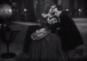 Roderick Shows Concern for His Sick Wife (La Chute de la Maison Usher -1928)