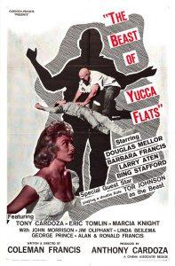 The Beast of Yucca Flats (Film Poster)