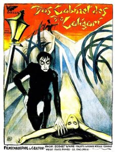 The Cabinet of Dr Caligari (Film Poster)