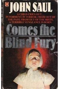 Book Review: Comes the Blind Fury by John Saul