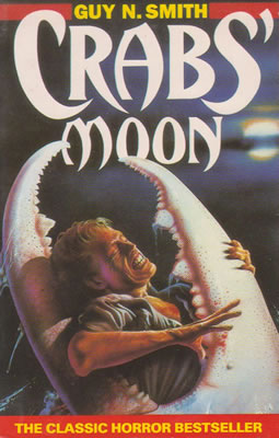 Book Review: Crab's Moon by Guy N. Smith