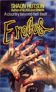 Book Review: Erebus By Shaun Hutson