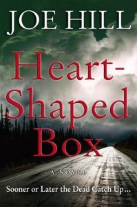 Book Review: Heart-Shaped Box By Joe Hill
