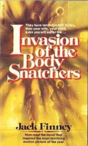 Book Review: Invasion of the Body Snatchers By Jack Finney