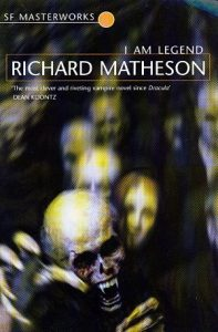 Book Review: I Am Legend By Richard Matheson