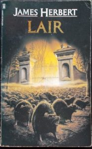 Book Review: Lair By James Herbert (Rats Book 2)
