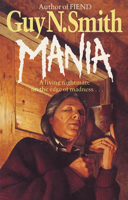 Book Review: Mania By Guy N. Smith