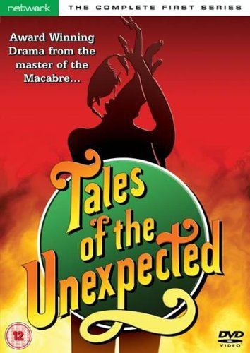 DVD Review: Roald Dahl's Tales of the Unexpected - The Complete First Series