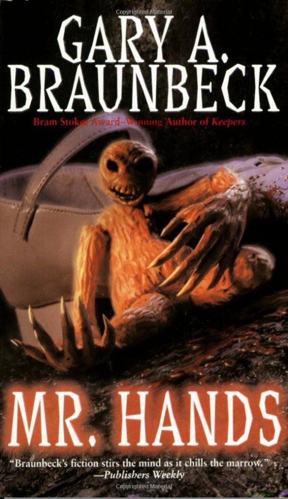 Book Review: Mr Hands By Gary A. Braunbeck