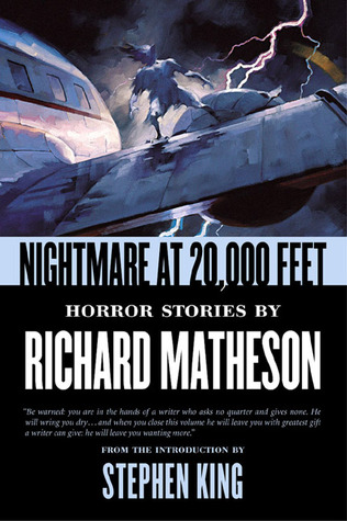Book Review: Nightmare at 20,000 Feet (Horror Stories By Richard Matheson)