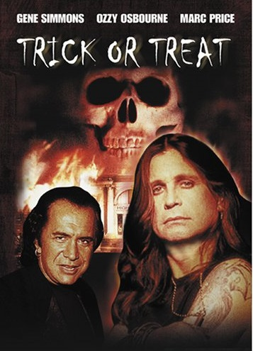 Trick or Treat,(1986) Eddie Weinbauer stars with Gene Simmons, Ozzy Osbourne, and Tony Fields
