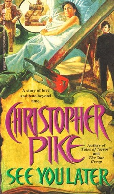 Book Review: See You Later By Christopher Pike