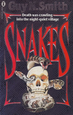 Book Review: Snakes By Guy N. Smith