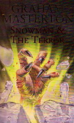 Book Review: Snowman & The Terror By Graham Masterton (Double Volume - Rook Books 3 and 4)