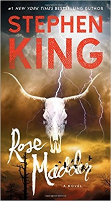 Book Review: Rose Madder By Stephen King
