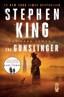 Book Review: The Gunslinger (Dark Tower 1) By Stephen King