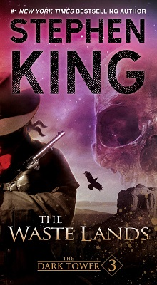 Book Review: The Waste Lands (Dark Tower 3) By Stephen King