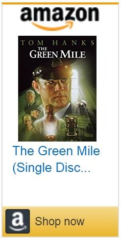 Green Mile [DVD] Tom Hanks, Michael Clarke Duncan