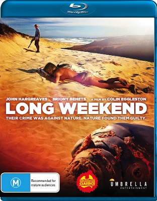 Movie Review: Long Weekend (1978) - Nature Can Be a Terrible Enemy