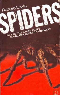 Book Review: Spiders By Richard Lewis (Who Will They Eat Next?)