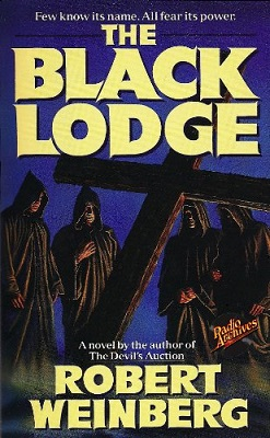 Book Review: The Black Lodge by Robert Weinberg