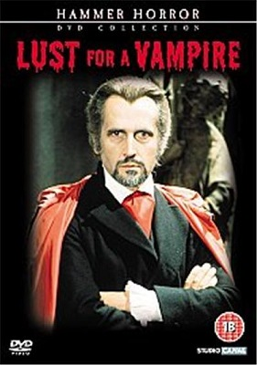 DVD Review: Lust For A Vampire (1971