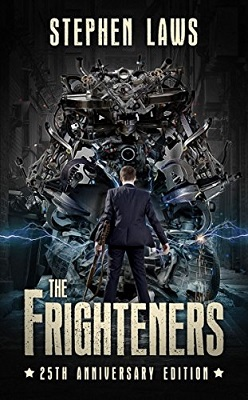 Book Review: The Frighteners By Stephen Laws