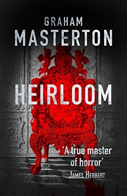 Book Review: The Heirloom by Graham Masterton