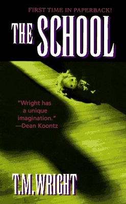 Book Review: The School By T. M. Wright