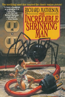 Book Review: The Shrinking Man by Richard Matheson