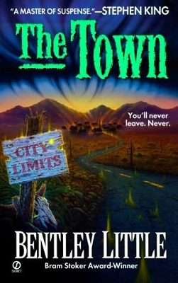 Book Review: The Town by Bentley Little