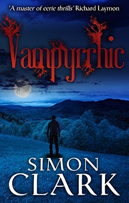 Book Review: Vampyrrhic by Simon Clark