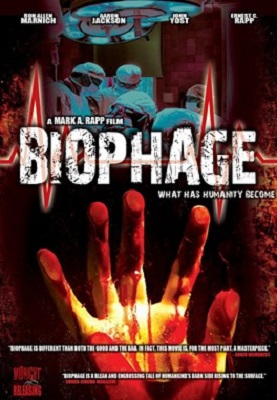 Biophage Zombie Movie Review
