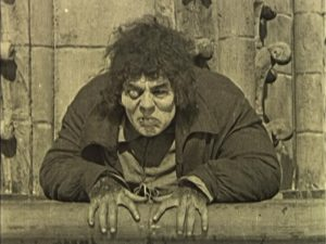 Lon Chaney as The Hunchback of Notre Dame (1923)
