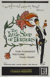 The Little Shop of Horrors (1960) Movie Poster